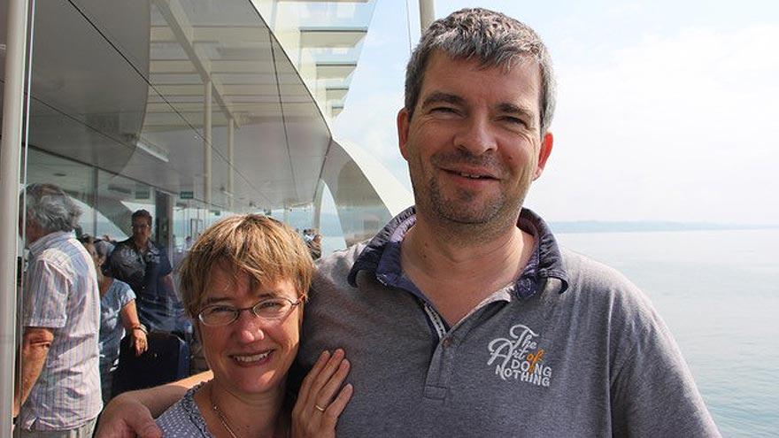 Anette und Oliver Lachmann Wohnmobil-Vermietung L-Parts on Tour