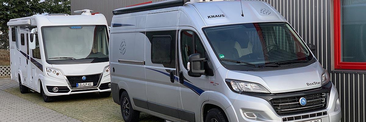 L-Parts on Tour Wohnmobil mieten Versicherung Kaution