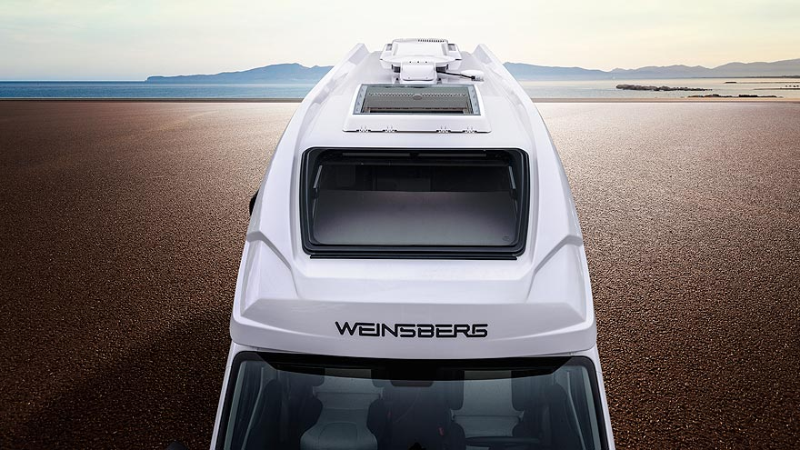 Weinsberg CaraBus 600 MQH Dach
