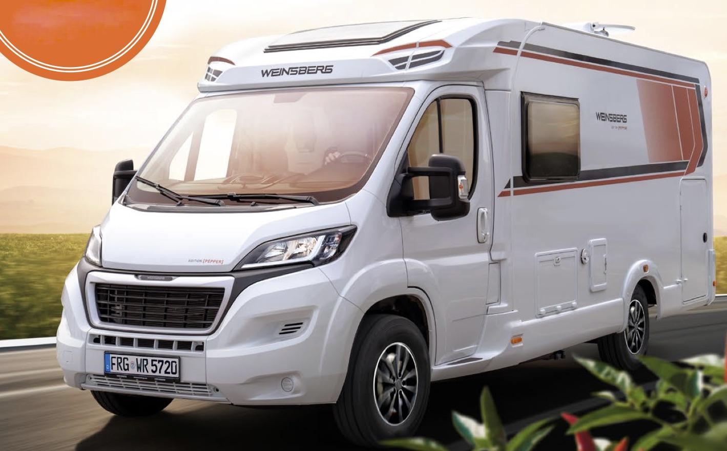Reisemobil Knaus Van I 650 MEG